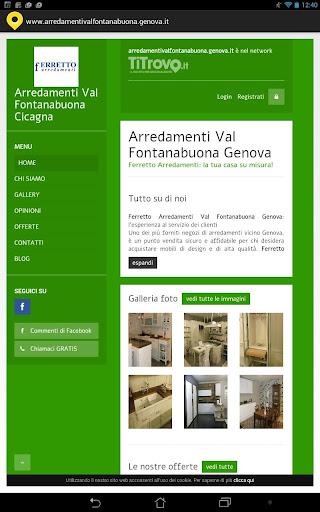 Arredamenti Val Fontanabuona