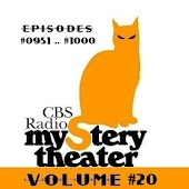 CBS Radio Mystery Theater V.20
