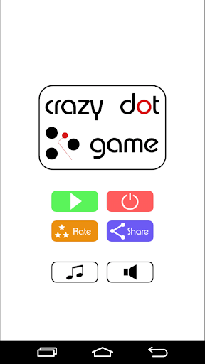 Crazy Dot Game