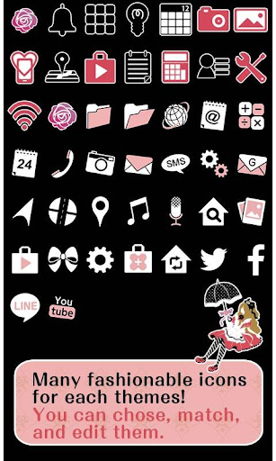 Pink Wallpaper Alice's Room 1.0.0 Windows u7528 4