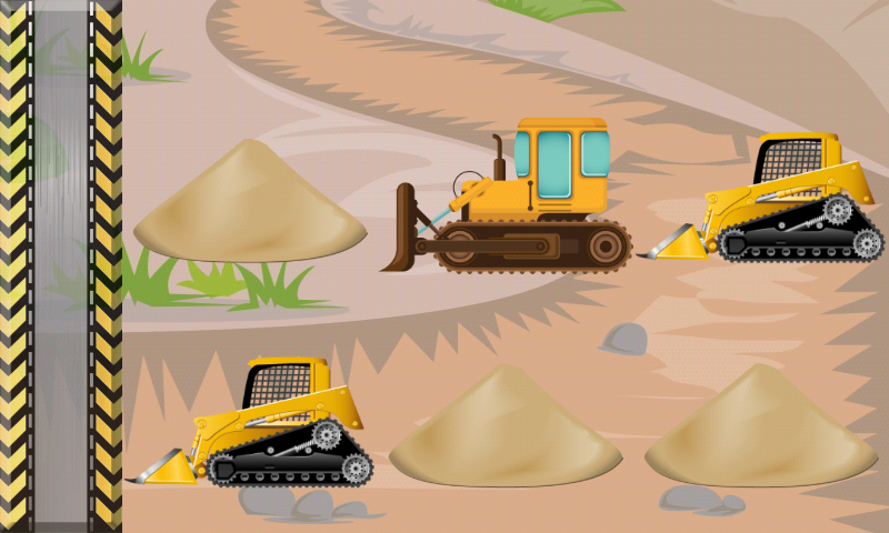 Digger Games for Kids Toddlers- screenshot