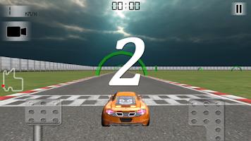 Screenshot of Track Speed Racing