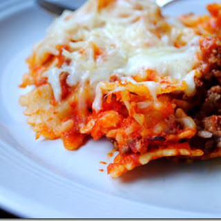 Baked Pasta.