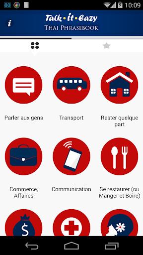 Talk It Eazy Thai-French