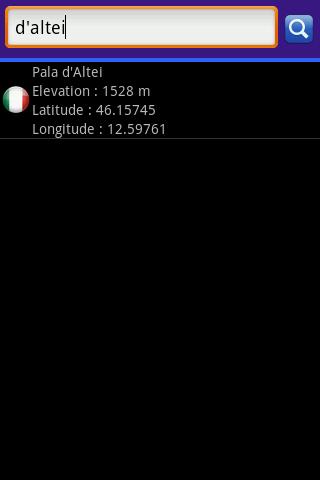 Mountain Live Explorer - ALPS- screenshot