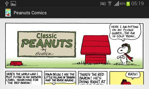 【免費漫畫App】Peanuts Comics-APP點子