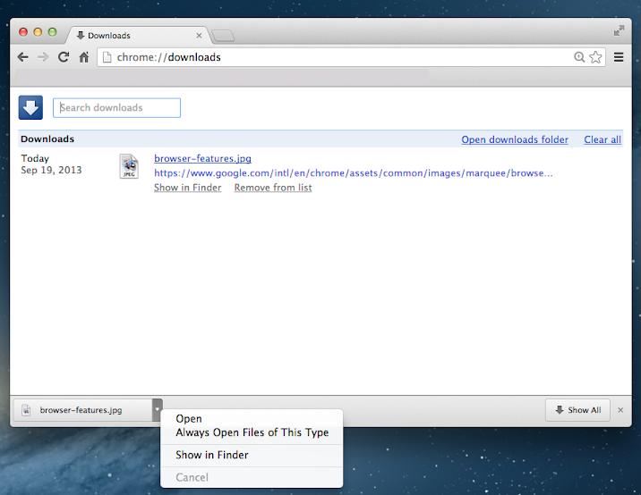 tx sap downloads in Chrome