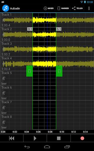 免費音樂App|Aubade Audio Studio DEMO|阿達玩APP