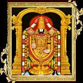 3D Tirupati Balaji LWP