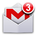 Gmail Unread Count 2.0 icon