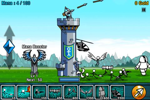 Cartoon Wars APK screenshot thumbnail 2