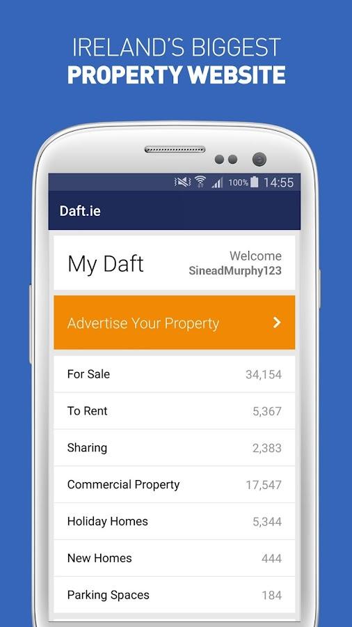 Daft.ie - screenshot