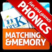 Phonics Matching & Memory
