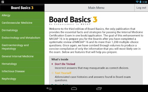 Board Basics 3 Tablet Edition - screenshot thumbnail