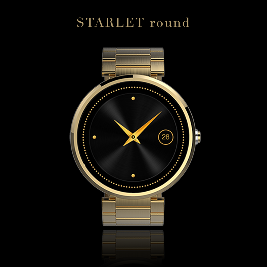 Starlet Watch Face- screenshot