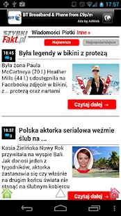 Polish Newspapers - screenshot thumbnail