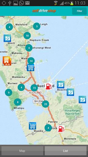 Self Drive NZ Tour Guide
