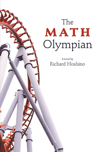 The Math Olympian cover