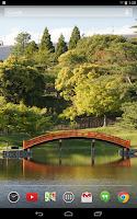 Screenshot of Lovely Japan Live Wallpaper