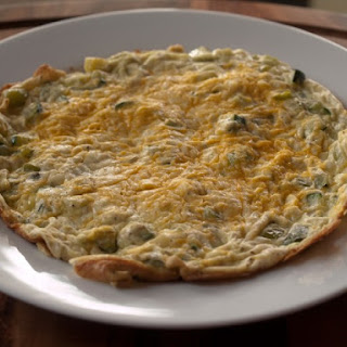 Zucchini Oven Omelet