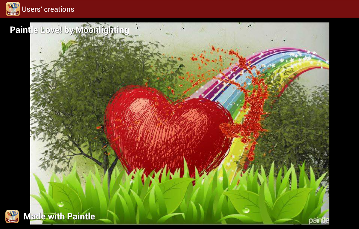 Paintle Full- screenshot