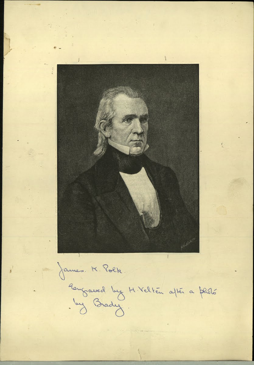 james k polk James knox polk (1795-1849) as the expansionist eleventh president of the united states, james k polk was perhaps more responsible than any other single.