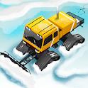 Snowcat Trail Groomer : Ski + icon