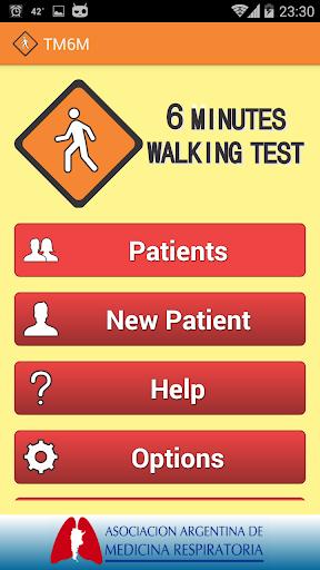 6 Minutes Walking Test