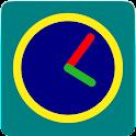 Doodle Clock Widget logo