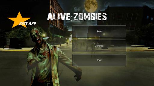 Alive:Zombies