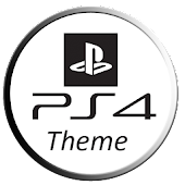 Playstation 4 Theme HD UCCW