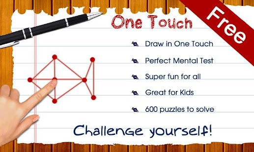 One Touch Free - screenshot thumbnail