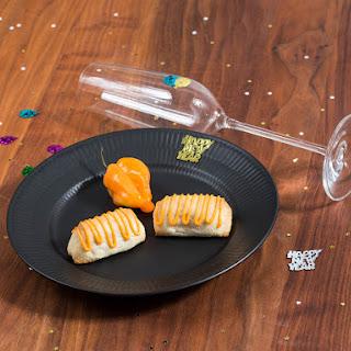 Habanero Kransekage - Habanero Almond Cake