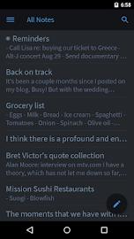 Simplenote Screenshot 5