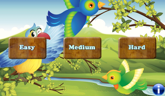 Birds Memory Game for Toddlers - screenshot thumbnail
