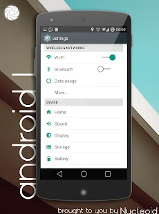 Android L Theme - CM11 PA - screenshot thumbnail