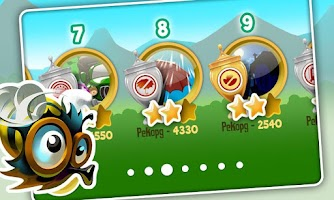 Screenshot of Bumblebee Race Adventure
