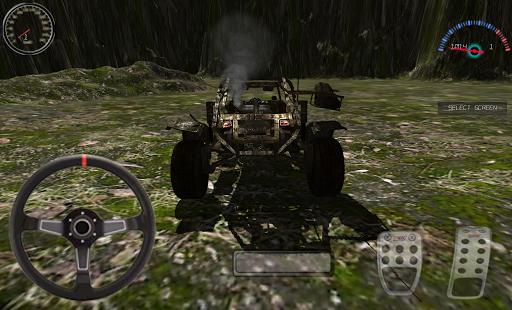 자동차 산 등반 시뮬레이션 무료에게 4X4 3D