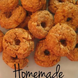 Homemade Cheerios