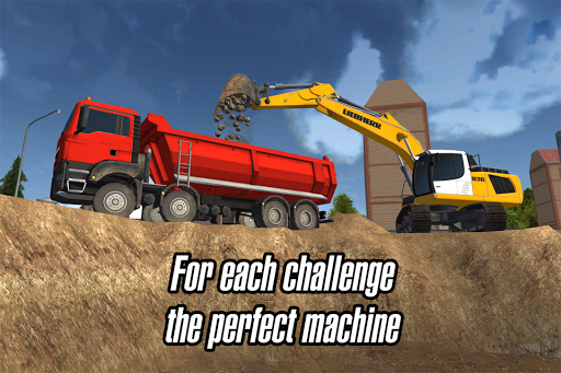 Construction Simulator 2014  screenshots 1