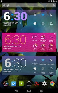 Colourform XP (for HD Widgets) - screenshot thumbnail