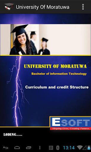 Esoft Moratuwa Universtiy BIT