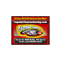 Captain Thunder's NASCAR News logo