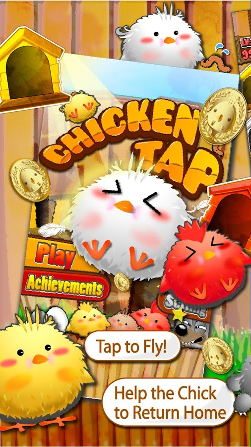 Chicken Tap - screenshot