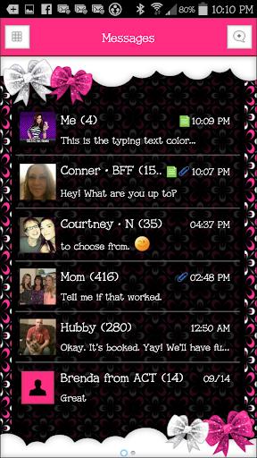 GO SMS - SCS234