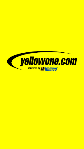 Haines yellowone.com