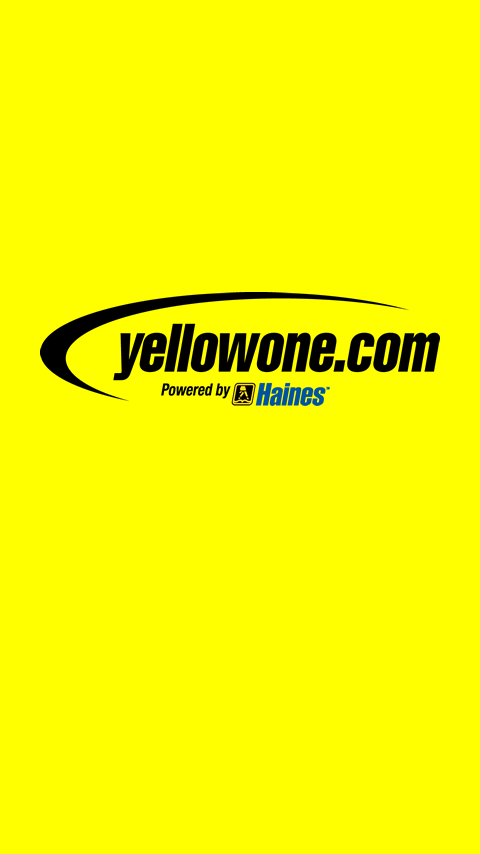 Haines yellowone.com- screenshot