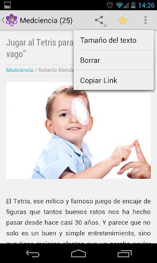 【免費新聞App】Medciencia-APP點子