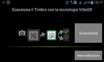 Screenshot of ViSeQR