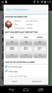 Planner for Clash of Clans 5